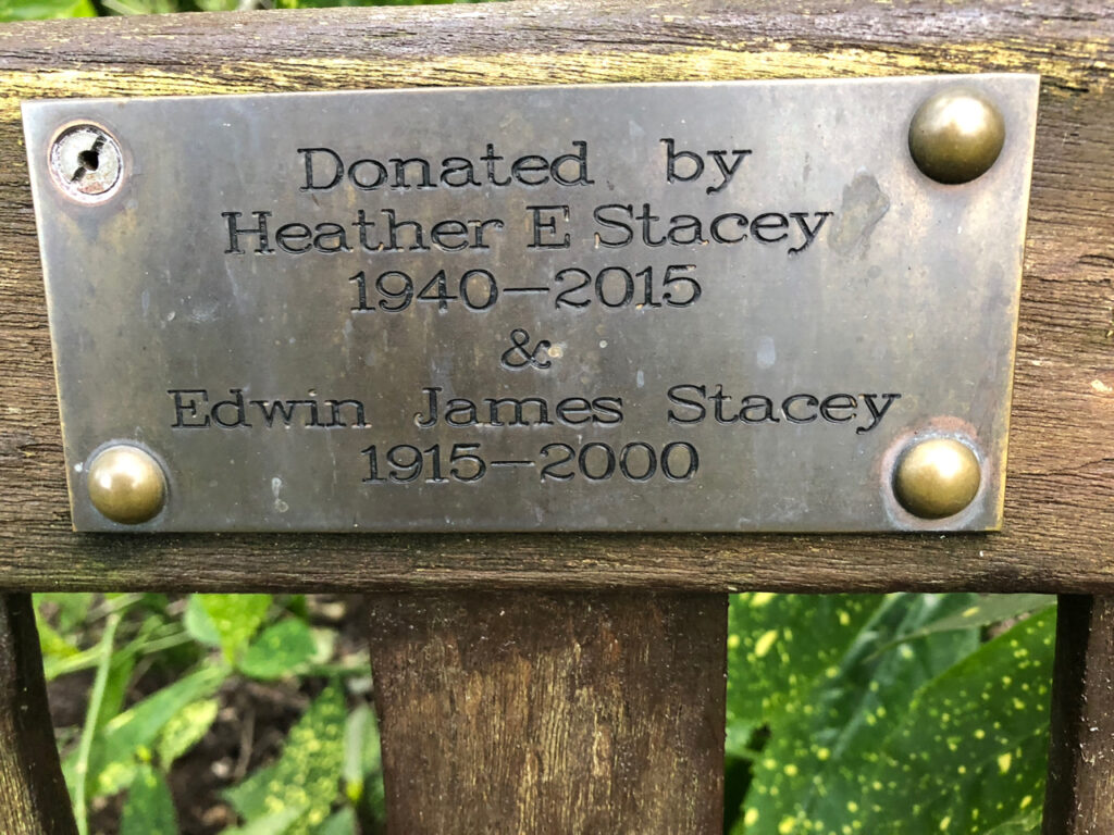 H.E. and E.J. Stacey 2015