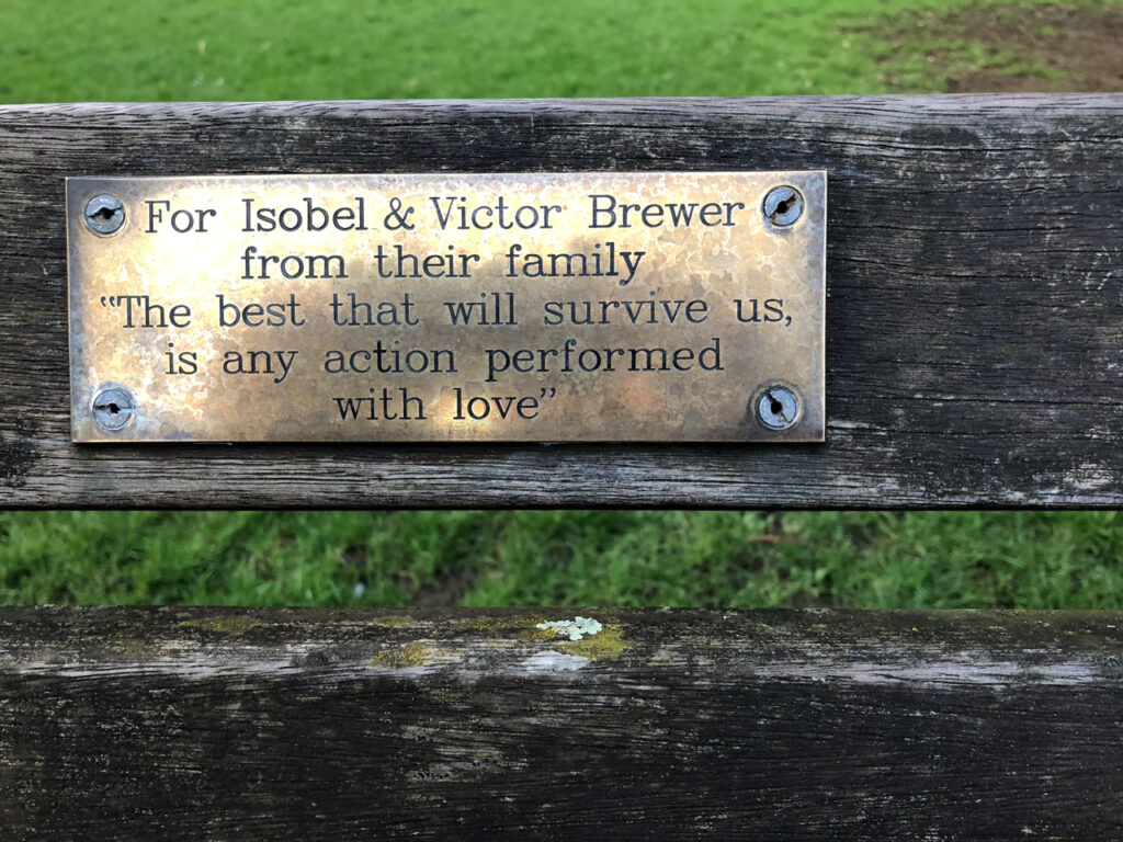 Isobel and Victor Brewer