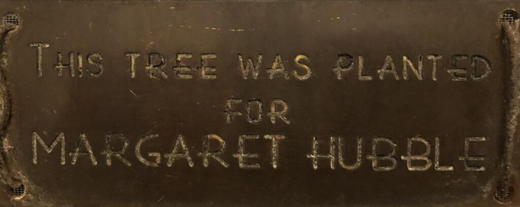 Margaret Hubble