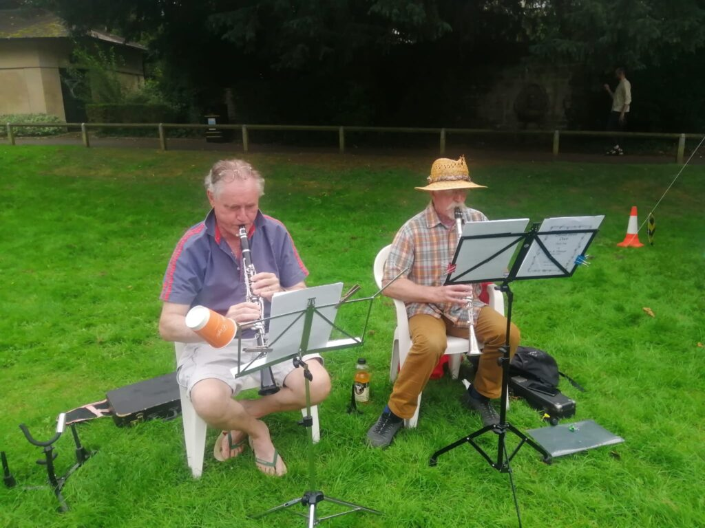 Mozart Duets for Two Basset Horns